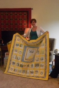 Elizabeth's Ping Quilt